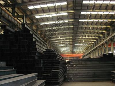 高頻焊接薄壁H型鋼檁條LH250*150*3.2*4.5