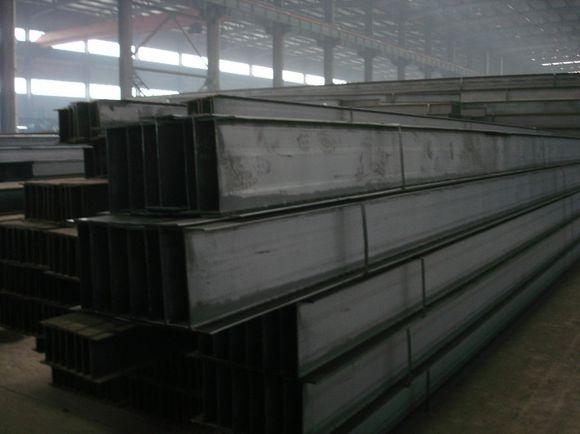 熱鍍鋅高頻焊H型鋼檁條