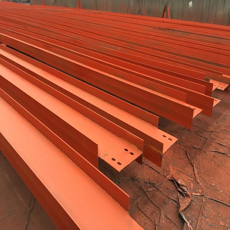 山墻檁條用高頻焊接薄壁H型鋼