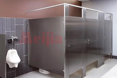 厂家直销金属面抗倍特卫生间隔断批发西安金属卫生间隔断厕所隔断板材及配件