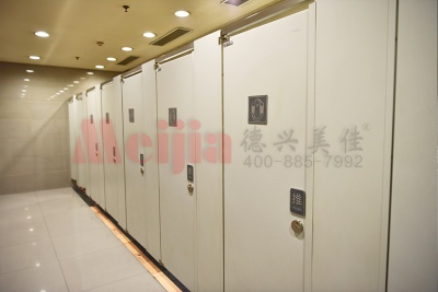 厂家直销西安铝蜂窝卫生间隔断 西安公共卫生间隔断配件