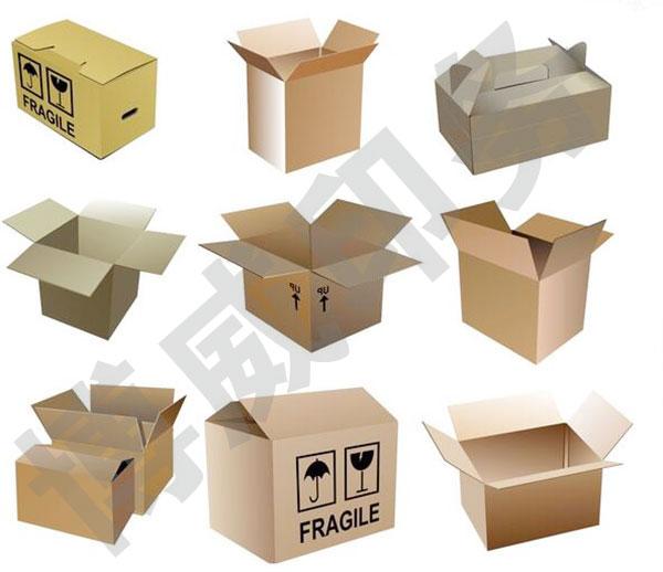 纸箱外径尺寸、制造尺寸、内径尺...