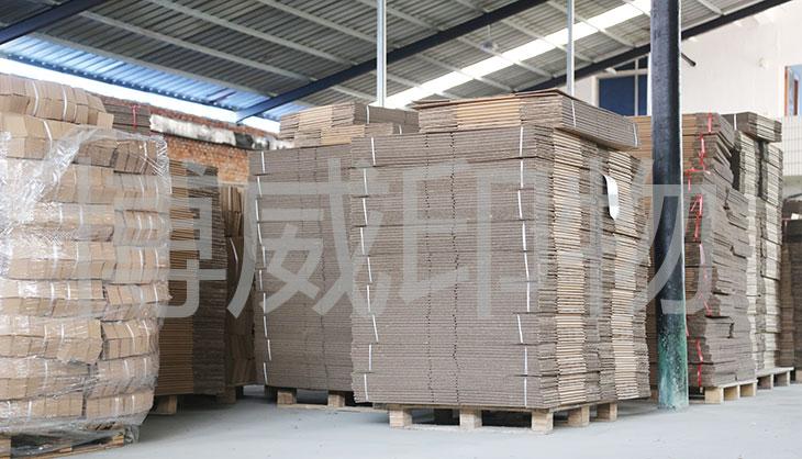 博威-宜兴纸箱,包装箱车间