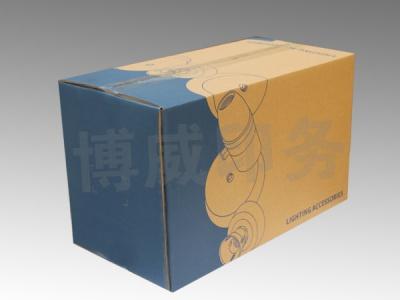 牛皮瓦楞纸箱