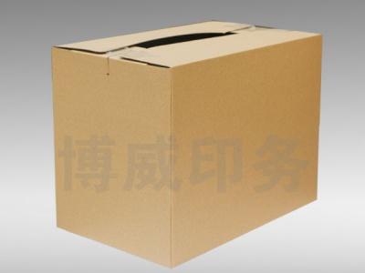牛皮瓦楞盒
