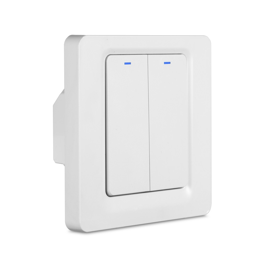 MD-102 2Gang EU Standard Wifi Touch Switch