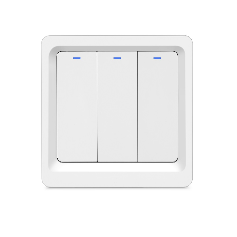 MD-102 3Gang EU Standard Wifi Touch Switch