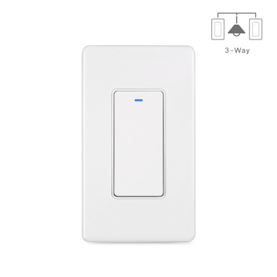 MD-122-3Way 2gang US Standard WIFI Switch