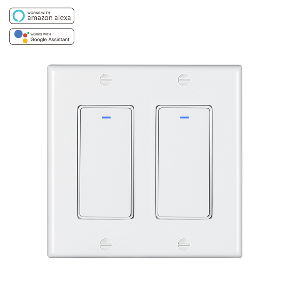 MD-122S 2gang US Standard WIFI Switch
