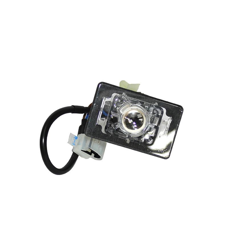 吉利-博越-迎賓投影燈