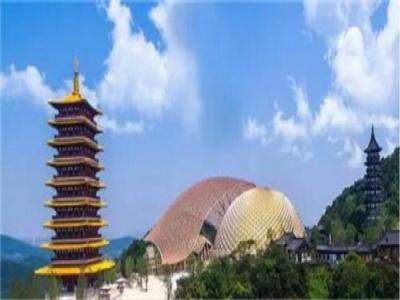 南京佛頂塔項目案例展示
