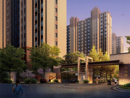 南京榮盛花語城項目案例展示