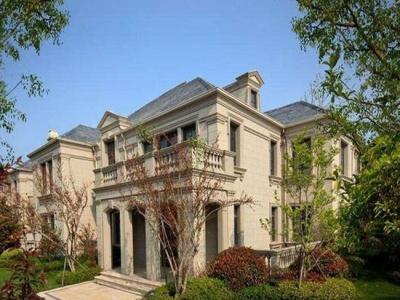 南京帝景天譽別墅案例展示(1)