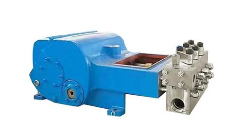 高压泵的维护