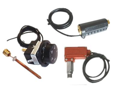 系统控制元件意大利PA pr1压力开关温控开关流量开关