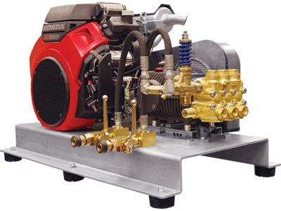 引擎动力清洗设备