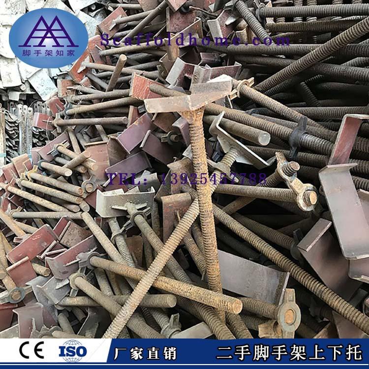 廣東廠家生產可調節絲杠工程頂托 直銷建築工程上下托
