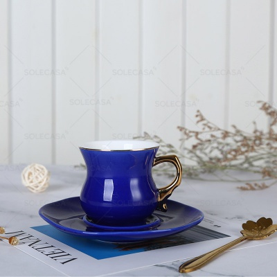 Cup and dish