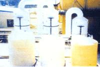 PF系列立式填料洗涤塔