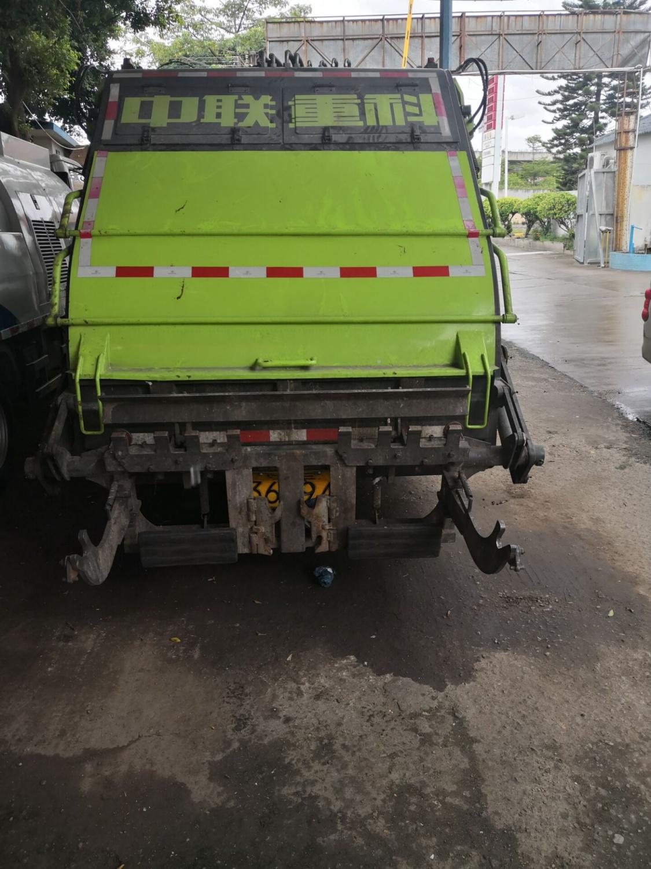 环卫垃圾车车载称重系统