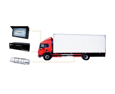 商用车(货车)车载称重系统