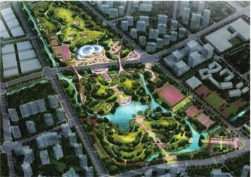 杭州市胜利河项目拱墅区大关单元B1-C10地块