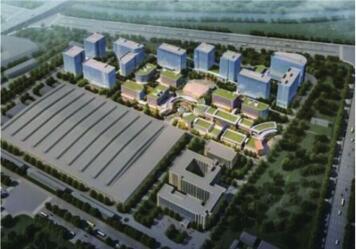 杭州西子智慧产业园抗震支架