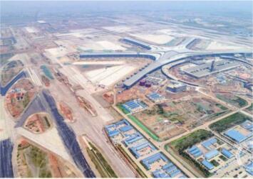 青岛胶东机场建管中心抗震支架项目