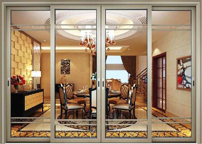 铝合金门窗4