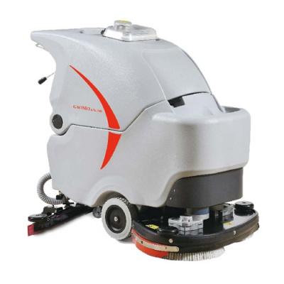 手推式自動洗地機