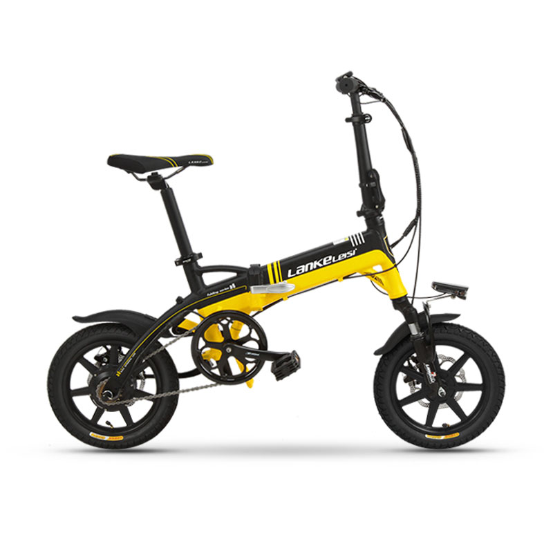 A6 Electric Bike - Elite Edition