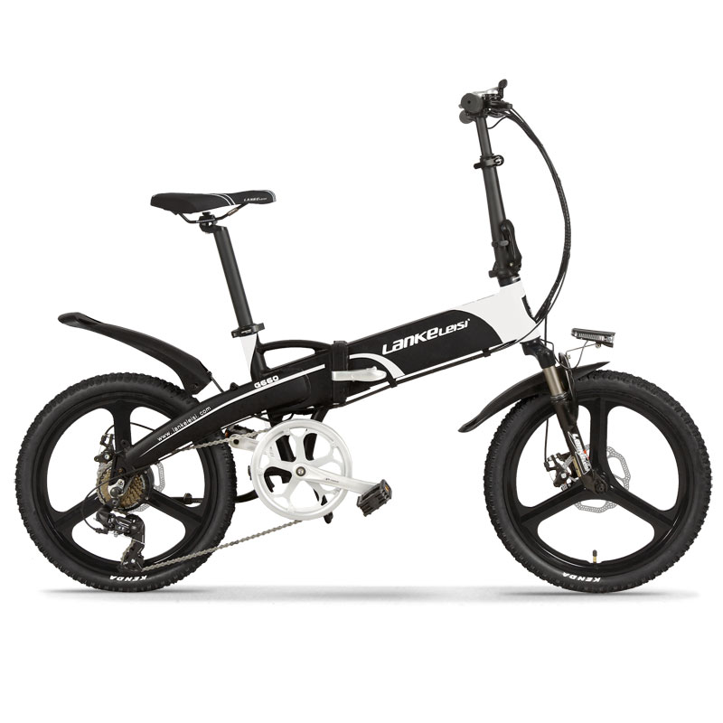 G660 Electric Bicycle - Elite Edition
