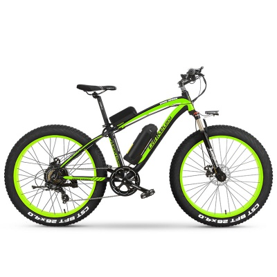 XF4000 Fat Tire Electric Mountain Bike Elite Edition