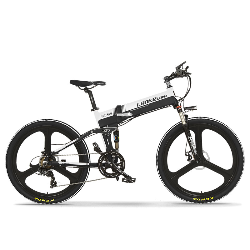 XT750 Electric Bicycle - Elite Edition