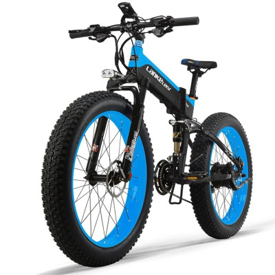 T750puls electric bicycle - sports version