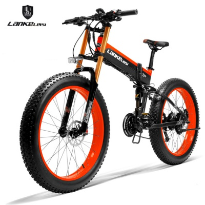 T750PLUS Electric Bike-Upward Edition