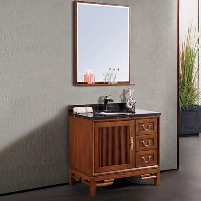新中式浴室柜-N064