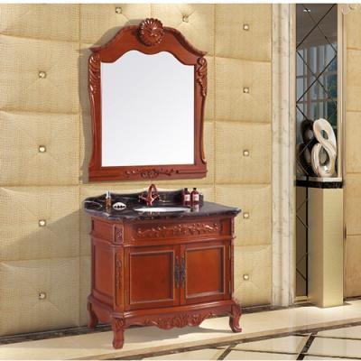 豪华欧式浴室柜-DL-N062