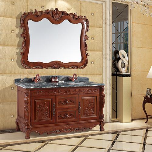 豪华欧式浴室柜-DL-N124