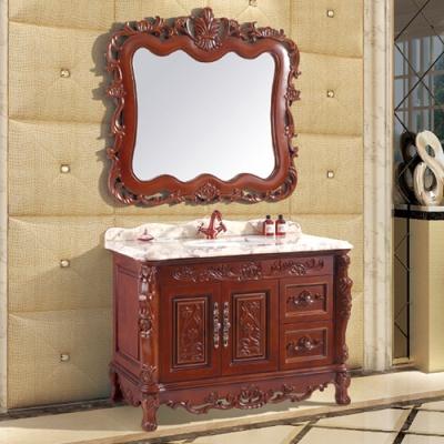 豪华欧式浴室柜-DL-N123