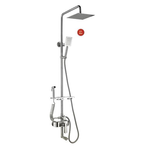 304不锈钢淋浴花洒-ER836