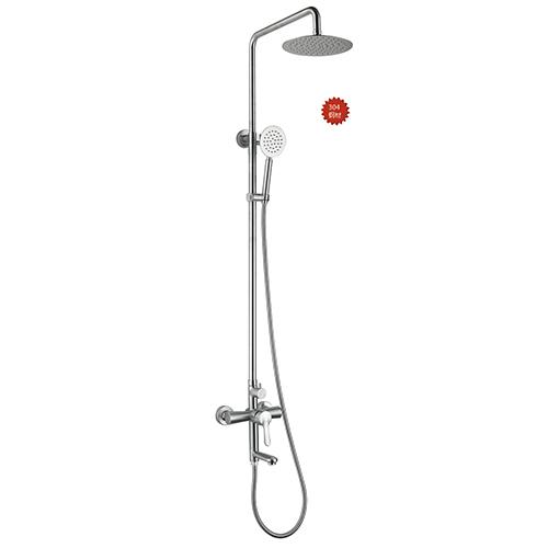 304不锈钢淋浴花洒-ER837