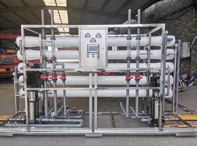 静电水驻极超纯水设备
