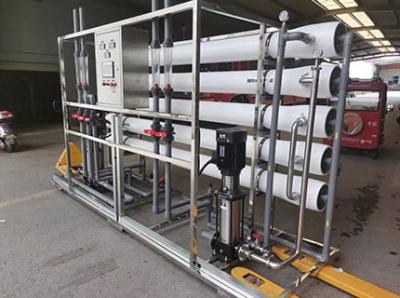 静电熔喷布超纯水处理设备
