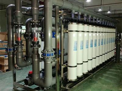 80吨超滤膜设备