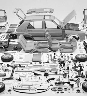 汽车行业激光设备运用