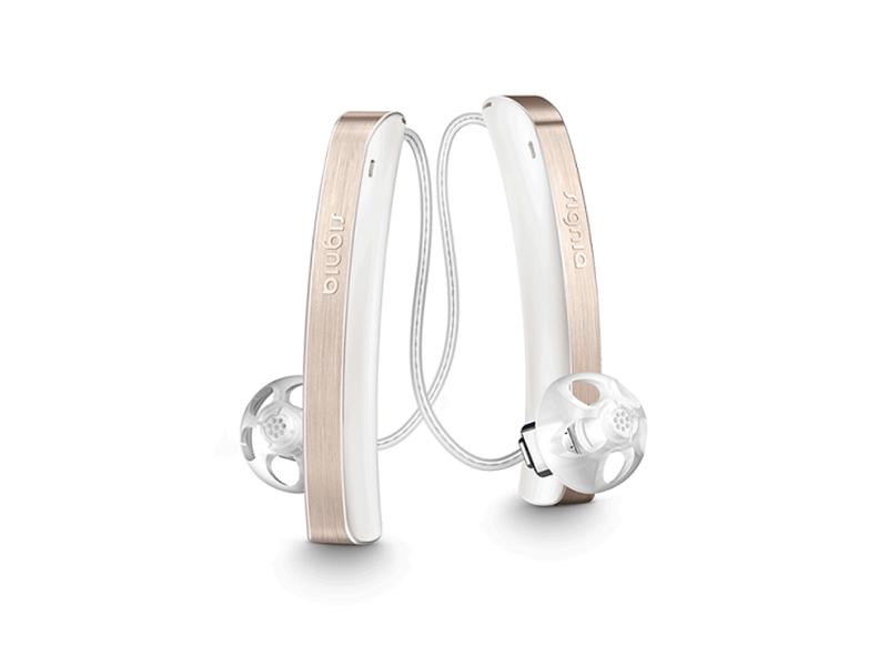 耳内式助听器真我·魅影