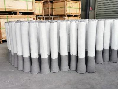 铝碳复合中包水口