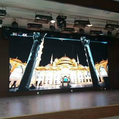 舞台P5 LED显示屏