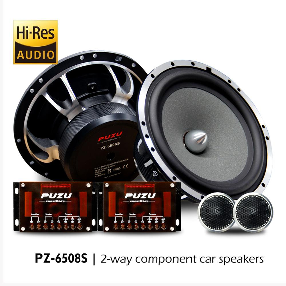The differences of all kinds of car audio speakers